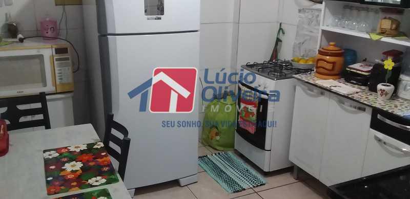 10 - Cozinha - Apartamento Avenida dos Italianos,Rocha Miranda, Rio de Janeiro, RJ À Venda, 2 Quartos, 48m² - VPAP21217 - 11