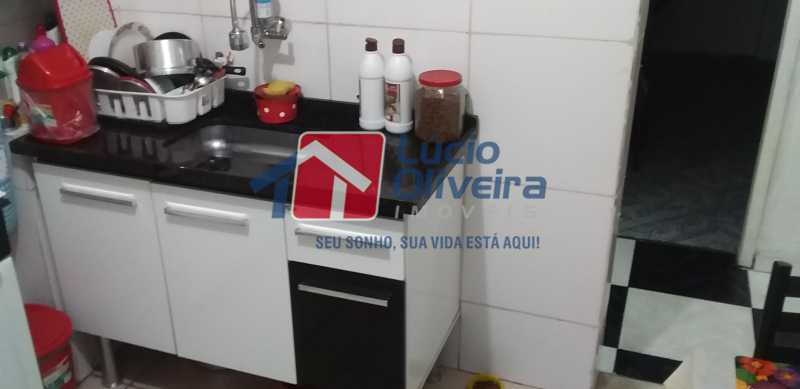 11 - Cozinha - Apartamento Avenida dos Italianos,Rocha Miranda, Rio de Janeiro, RJ À Venda, 2 Quartos, 48m² - VPAP21217 - 12