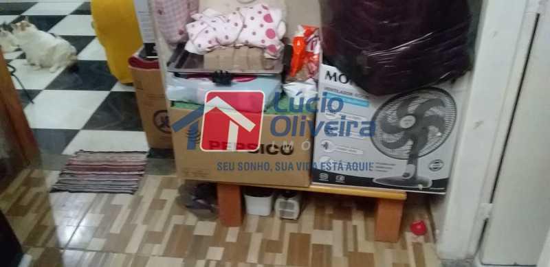 13 - Área Independente - Apartamento Avenida dos Italianos,Rocha Miranda, Rio de Janeiro, RJ À Venda, 2 Quartos, 48m² - VPAP21217 - 14