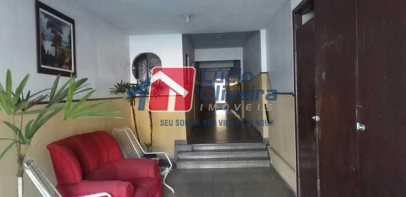16 - Hall - Apartamento Avenida dos Italianos,Rocha Miranda, Rio de Janeiro, RJ À Venda, 2 Quartos, 48m² - VPAP21217 - 17
