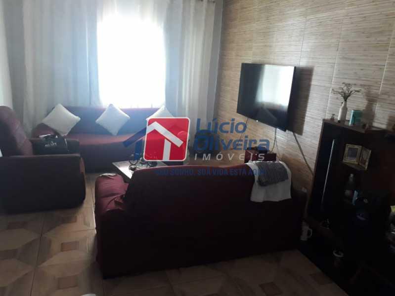 1 SALA. - Casa à venda Rua Angicos,Braz de Pina, Rio de Janeiro - R$ 780.000 - VPCA30165 - 1