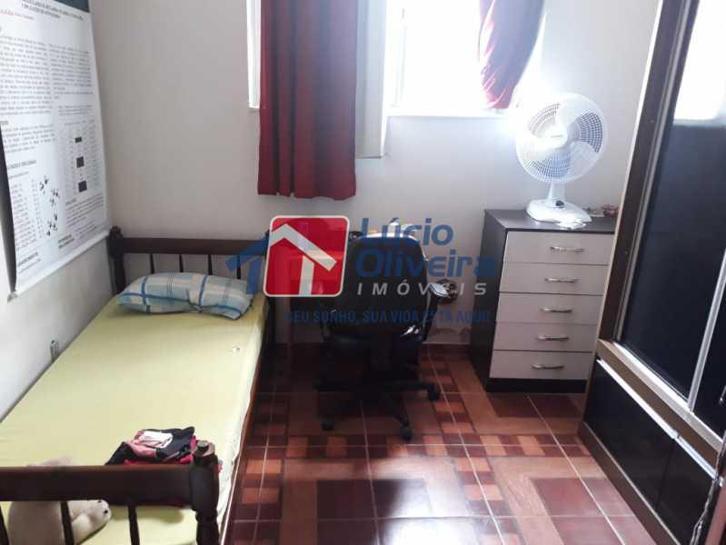 4 QUARTO. - Casa à venda Rua Angicos,Braz de Pina, Rio de Janeiro - R$ 780.000 - VPCA30165 - 5