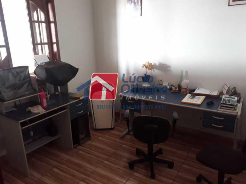 6 QUARTO ESCRITORIO. - Casa à venda Rua Angicos,Braz de Pina, Rio de Janeiro - R$ 780.000 - VPCA30165 - 7
