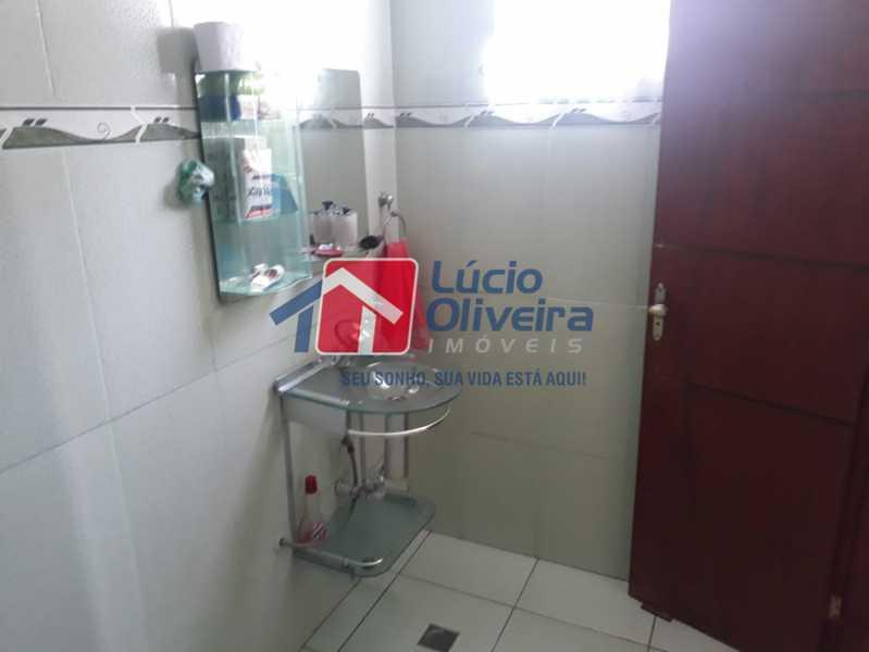 8 BANHEIRO SUITE. - Casa à venda Rua Angicos,Braz de Pina, Rio de Janeiro - R$ 780.000 - VPCA30165 - 9