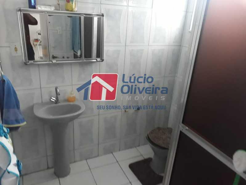 9 BANHEIRO SOCIAL. - Casa à venda Rua Angicos,Braz de Pina, Rio de Janeiro - R$ 780.000 - VPCA30165 - 10