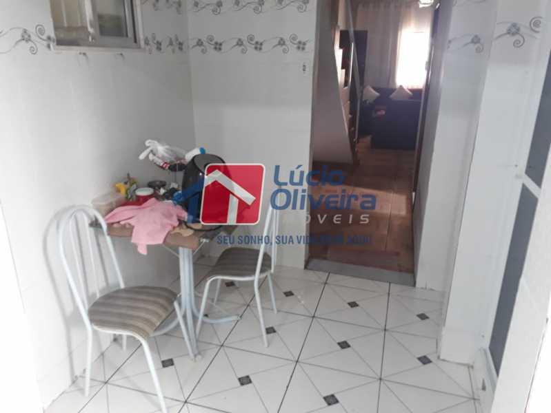 10 CIRCULAÇÃO. - Casa à venda Rua Angicos,Braz de Pina, Rio de Janeiro - R$ 780.000 - VPCA30165 - 11