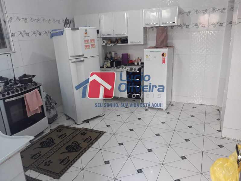 11 COZINHA. - Casa à venda Rua Angicos,Braz de Pina, Rio de Janeiro - R$ 780.000 - VPCA30165 - 12