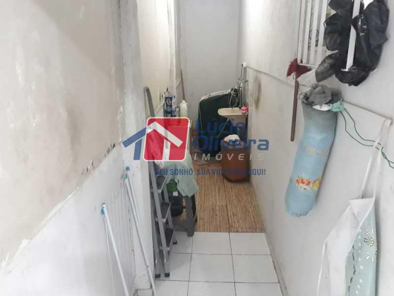 13 ÁREA LIMPEZA. - Casa à venda Rua Angicos,Braz de Pina, Rio de Janeiro - R$ 780.000 - VPCA30165 - 14