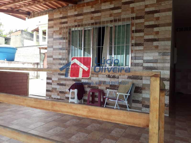 14 ÁREA EXTERNA. - Casa à venda Rua Angicos,Braz de Pina, Rio de Janeiro - R$ 780.000 - VPCA30165 - 15