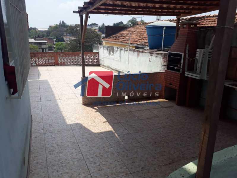 15 ÁREA EXTERNA. - Casa à venda Rua Angicos,Braz de Pina, Rio de Janeiro - R$ 780.000 - VPCA30165 - 16