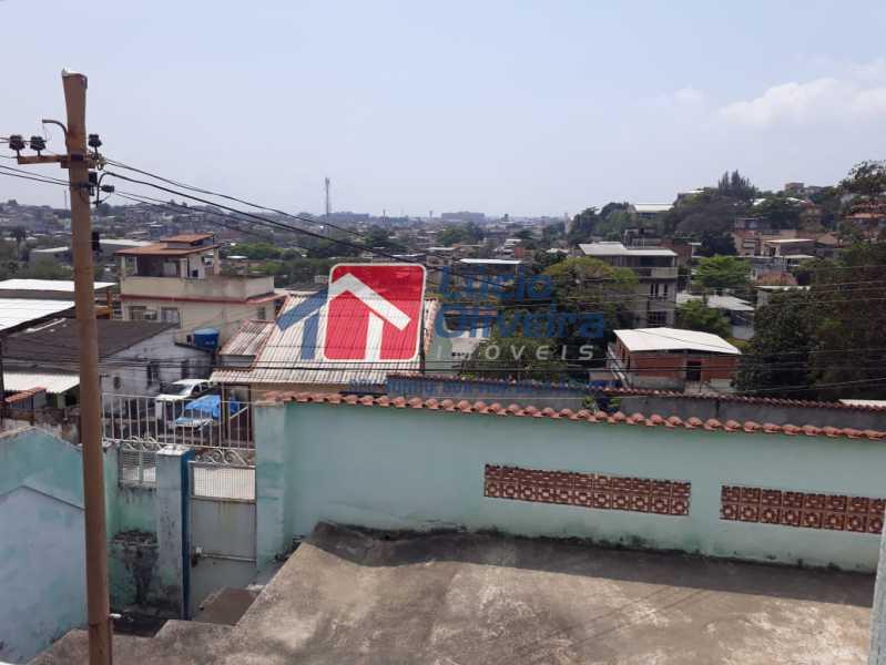 16 ÁREA EXTERNA. - Casa à venda Rua Angicos,Braz de Pina, Rio de Janeiro - R$ 780.000 - VPCA30165 - 17