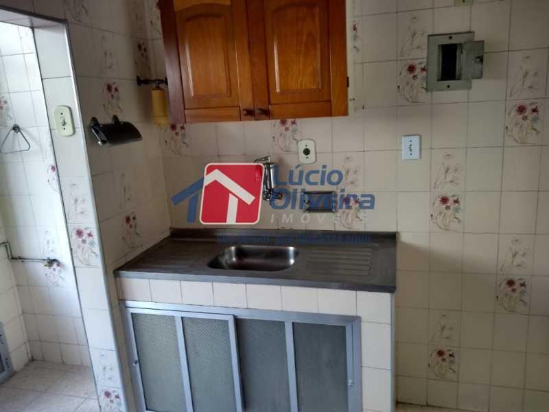 10 cozinha. - Apartamento À Venda - Penha - Rio de Janeiro - RJ - VPAP21218 - 11