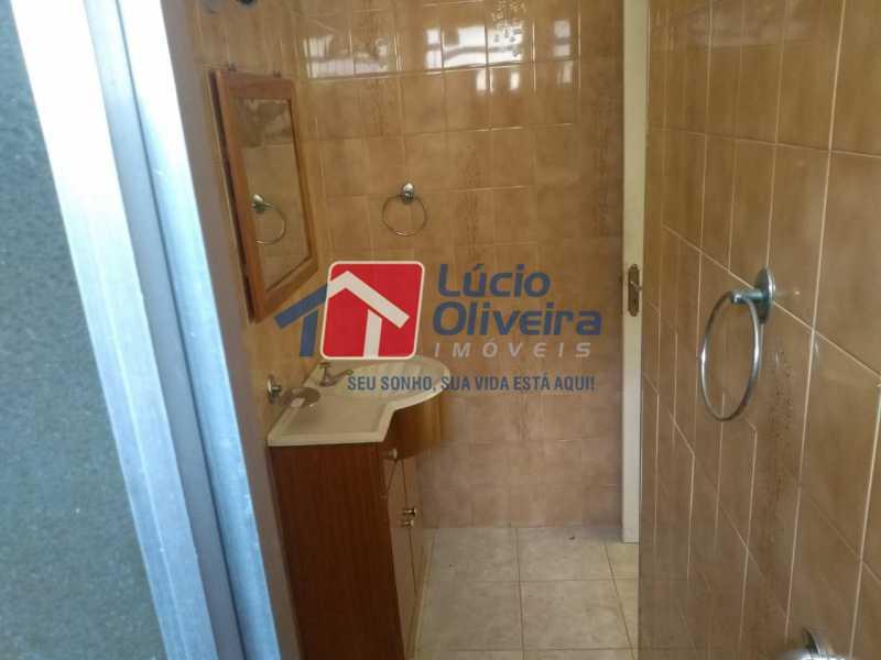 15 banheiro. - Apartamento À Venda - Penha - Rio de Janeiro - RJ - VPAP21218 - 16