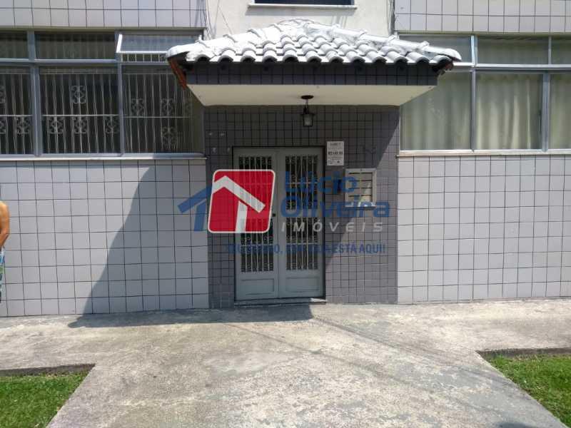 16 fachada. - Apartamento À Venda - Penha - Rio de Janeiro - RJ - VPAP21218 - 17