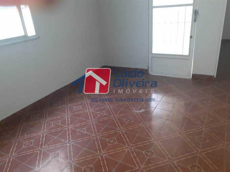 3-Sala - Casa 2 quartos à venda Braz de Pina, Rio de Janeiro - R$ 210.000 - VPCA20240 - 3