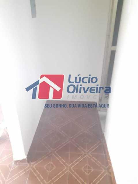 8-Area circulação - Casa 2 quartos à venda Braz de Pina, Rio de Janeiro - R$ 210.000 - VPCA20240 - 9