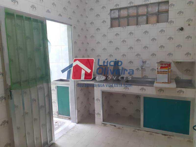 10-Cozinha - Casa 2 quartos à venda Braz de Pina, Rio de Janeiro - R$ 210.000 - VPCA20240 - 11