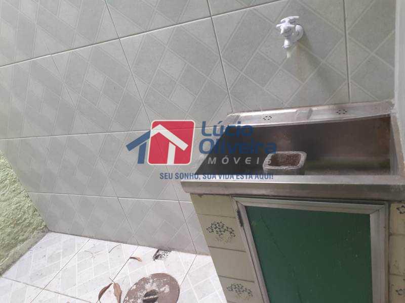 14-Area serviço lavanderia - Casa 2 quartos à venda Braz de Pina, Rio de Janeiro - R$ 210.000 - VPCA20240 - 15