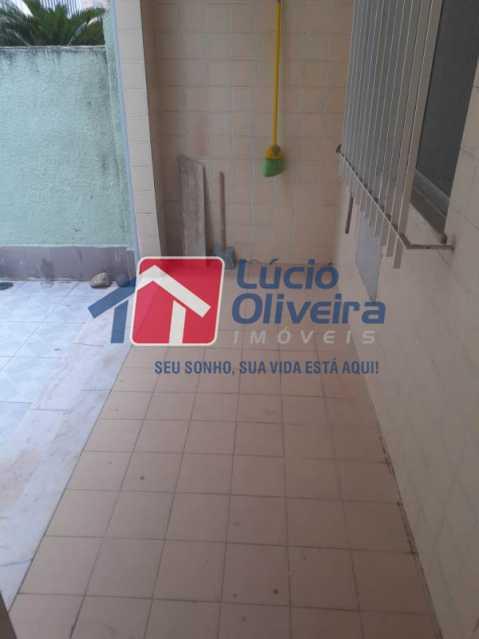 16-Varanda... - Casa 2 quartos à venda Braz de Pina, Rio de Janeiro - R$ 210.000 - VPCA20240 - 16