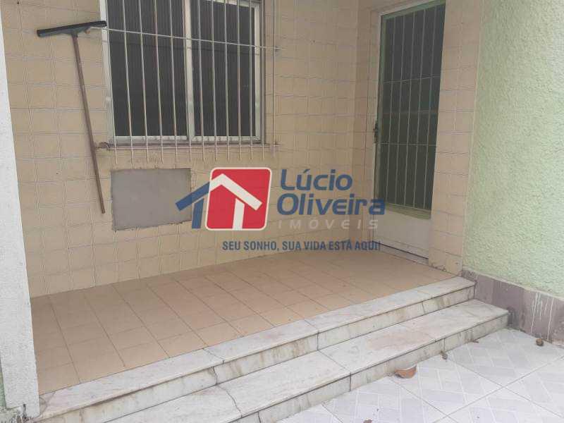 17-Varanda - Casa 2 quartos à venda Braz de Pina, Rio de Janeiro - R$ 210.000 - VPCA20240 - 17