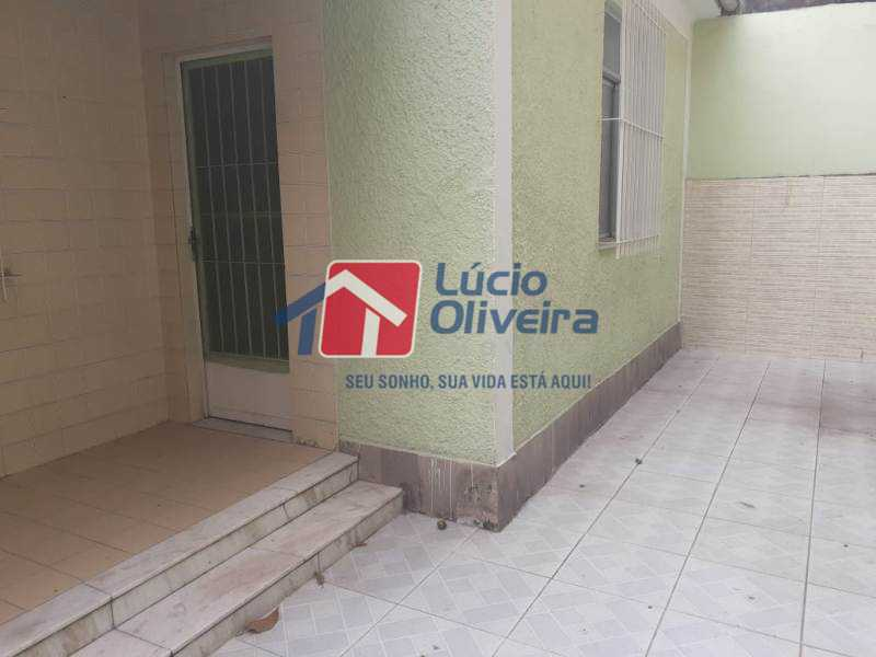 19-Frente Casa - Casa 2 quartos à venda Braz de Pina, Rio de Janeiro - R$ 210.000 - VPCA20240 - 18