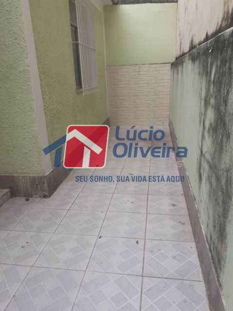 20-Area frente independente - Casa 2 quartos à venda Braz de Pina, Rio de Janeiro - R$ 210.000 - VPCA20240 - 19