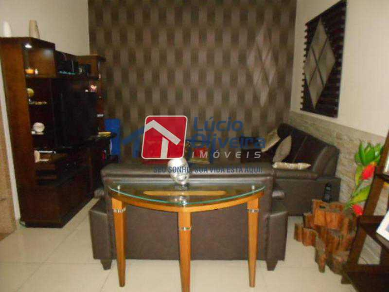 3-Sala 2 ambientes - Casa À Venda - Vila da Penha - Rio de Janeiro - RJ - VPCA40050 - 4