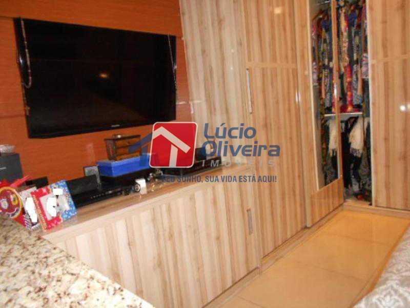 6-Quarto casal suite - Casa À Venda - Vila da Penha - Rio de Janeiro - RJ - VPCA40050 - 8
