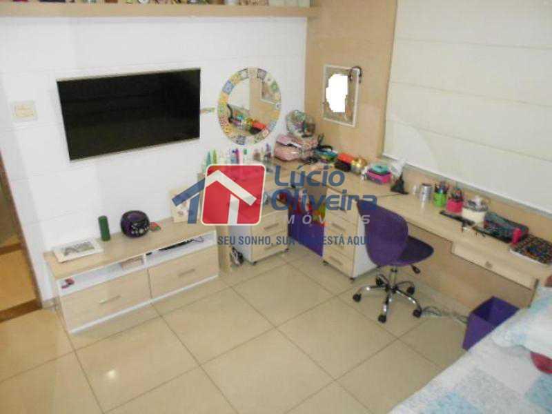 8-Quarto solteiro feminino - Casa À Venda - Vila da Penha - Rio de Janeiro - RJ - VPCA40050 - 10