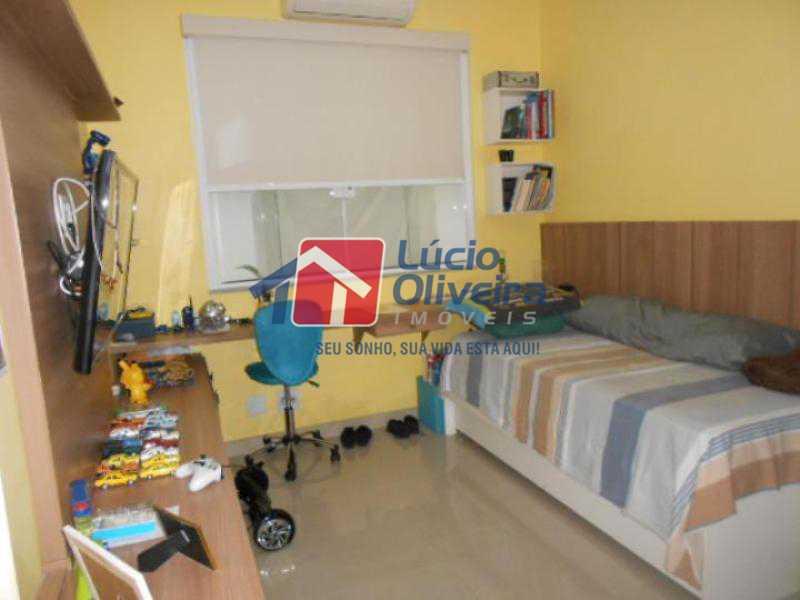 9-Quarto solteiro maculino - Casa À Venda - Vila da Penha - Rio de Janeiro - RJ - VPCA40050 - 11