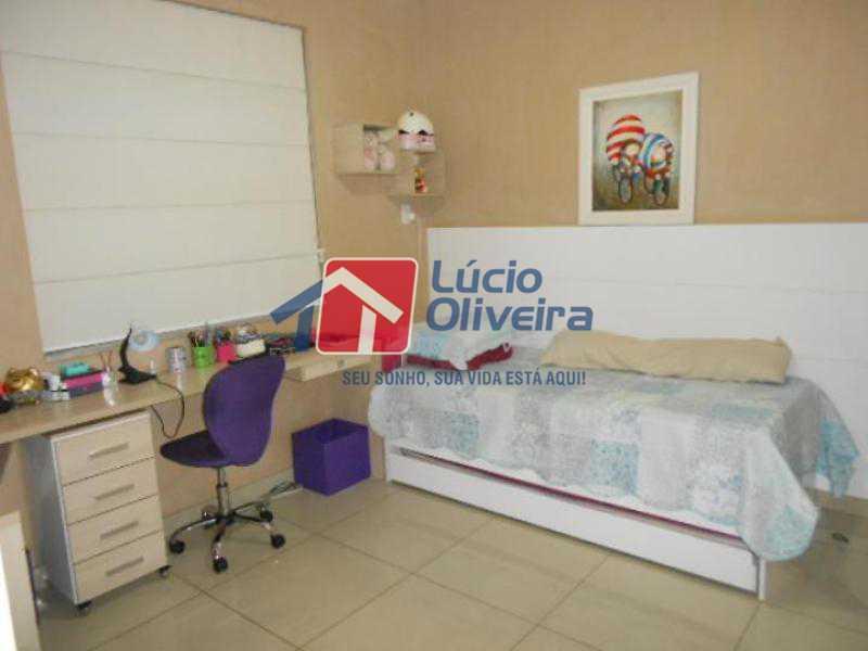 11-Quarto solteiro - Casa À Venda - Vila da Penha - Rio de Janeiro - RJ - VPCA40050 - 13