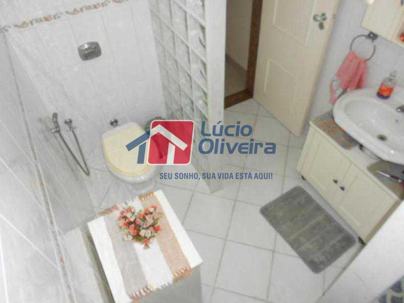 12-Banheiro Social - Casa À Venda - Vila da Penha - Rio de Janeiro - RJ - VPCA40050 - 14