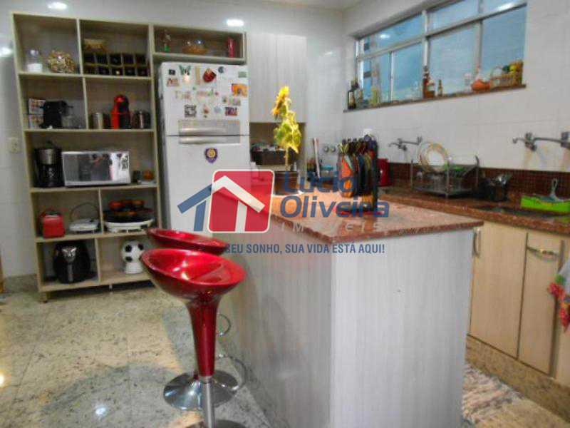 14-Cozinha Armarios planejados - Casa À Venda - Vila da Penha - Rio de Janeiro - RJ - VPCA40050 - 16