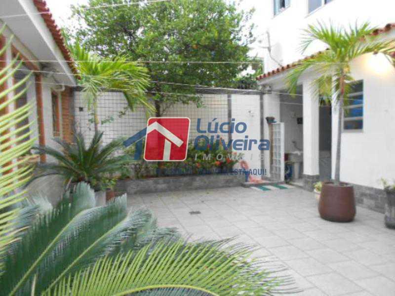 16-Quintal fundos - Casa À Venda - Vila da Penha - Rio de Janeiro - RJ - VPCA40050 - 18