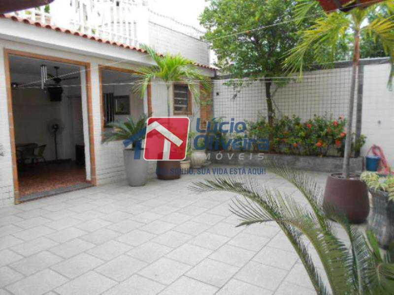 17-Area lazer - Casa À Venda - Vila da Penha - Rio de Janeiro - RJ - VPCA40050 - 19
