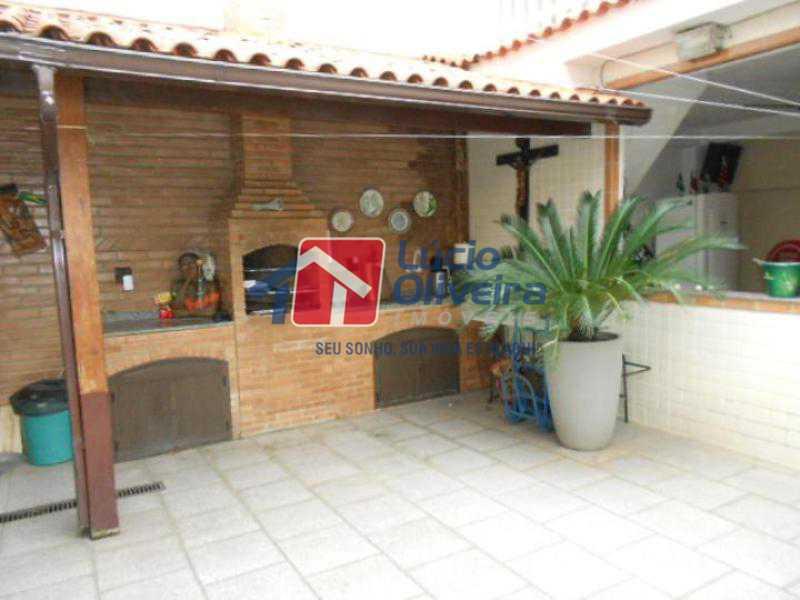 18Churrasqueira - Casa À Venda - Vila da Penha - Rio de Janeiro - RJ - VPCA40050 - 20