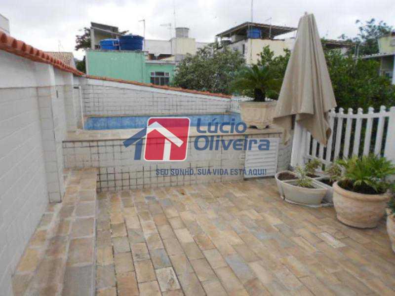 19Piscina - Casa À Venda - Vila da Penha - Rio de Janeiro - RJ - VPCA40050 - 21