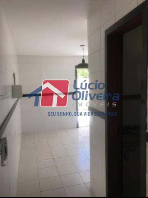 11- Circulação - Casa à venda Rua Oitenta e Dois,Itaipu, Niterói - R$ 420.000 - VPCA20241 - 12