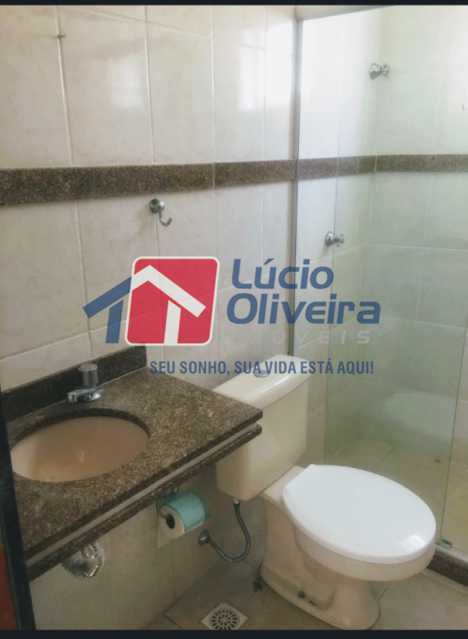 14- Banheiro - Casa à venda Rua Oitenta e Dois,Itaipu, Niterói - R$ 420.000 - VPCA20241 - 14