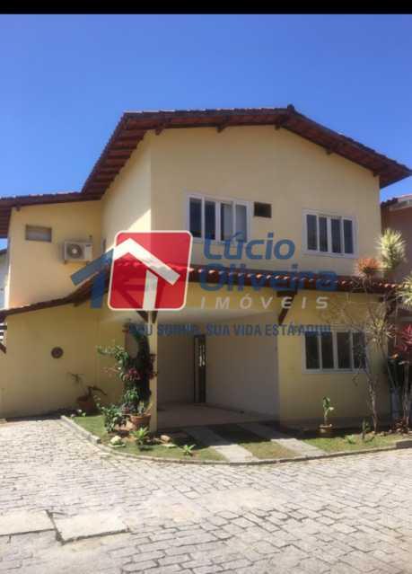 19-Quintal - Casa à venda Rua Oitenta e Dois,Itaipu, Niterói - R$ 420.000 - VPCA20241 - 19