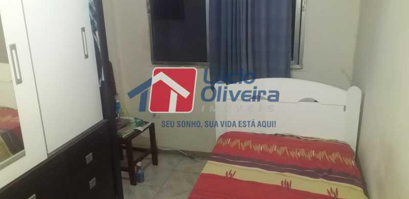 06 - Quarto Solteiro - Apartamento Estrada Adhemar Bebiano,Engenho da Rainha, Rio de Janeiro, RJ À Venda, 2 Quartos, 46m² - VPAP21221 - 7