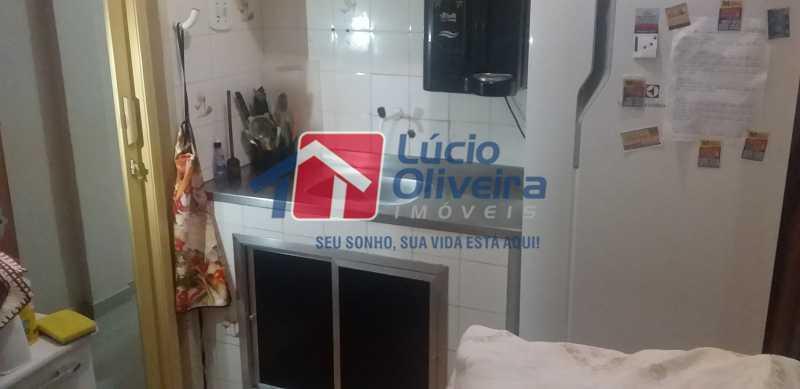 08 - Cozinha - Apartamento Estrada Adhemar Bebiano,Engenho da Rainha, Rio de Janeiro, RJ À Venda, 2 Quartos, 46m² - VPAP21221 - 9