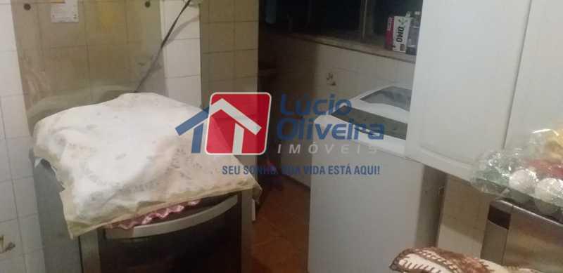 09 - Cozinha - Apartamento Estrada Adhemar Bebiano,Engenho da Rainha, Rio de Janeiro, RJ À Venda, 2 Quartos, 46m² - VPAP21221 - 10