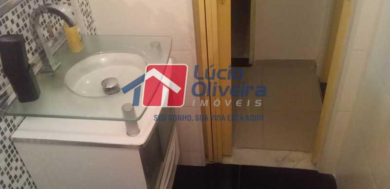 12 -Banheiro - Apartamento Estrada Adhemar Bebiano,Engenho da Rainha, Rio de Janeiro, RJ À Venda, 2 Quartos, 46m² - VPAP21221 - 13