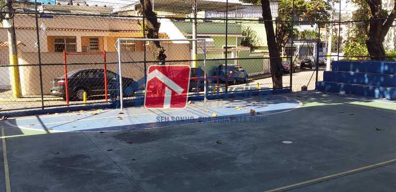 19 - QUADRA POLIESPORTIVA - Apartamento Estrada Adhemar Bebiano,Engenho da Rainha, Rio de Janeiro, RJ À Venda, 2 Quartos, 46m² - VPAP21221 - 20