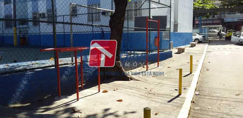 21 - MUSCULAÇÃO - Apartamento Estrada Adhemar Bebiano,Engenho da Rainha, Rio de Janeiro, RJ À Venda, 2 Quartos, 46m² - VPAP21221 - 22