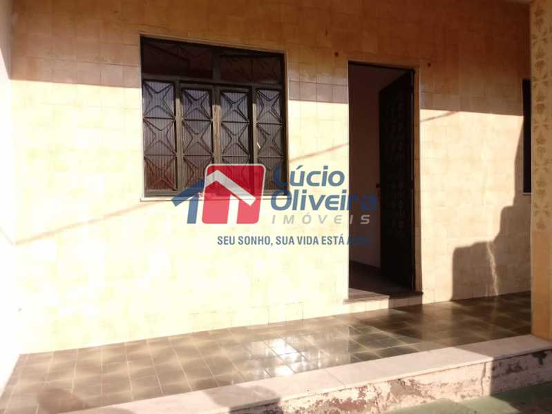 01 - Apartamento Rua Frei Gaspar,Penha Circular, Rio de Janeiro, RJ À Venda, 2 Quartos, 83m² - VPAP21223 - 1
