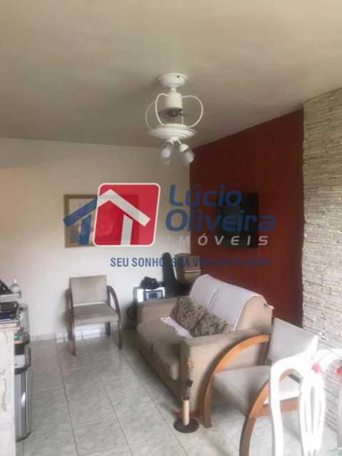 1-Sala .... - Apartamento à venda Rua Ministro Ribeiro da Costa,Cordovil, Rio de Janeiro - R$ 200.000 - VPAP21224 - 1