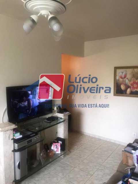 2-Sala.. - Apartamento à venda Rua Ministro Ribeiro da Costa,Cordovil, Rio de Janeiro - R$ 200.000 - VPAP21224 - 3