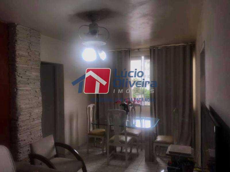 3- Sala ... - Apartamento à venda Rua Ministro Ribeiro da Costa,Cordovil, Rio de Janeiro - R$ 200.000 - VPAP21224 - 4